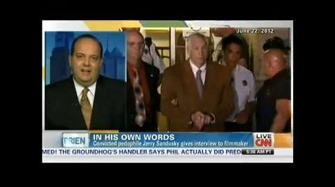CNN In His Own Words Jerry Sandusky | Soloff & Zervanos, P.C.